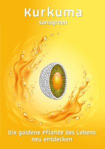 Broschüre Kurkuma Sanagreen